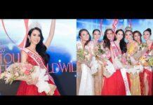 Đại diện Việt Nam – Huỳnh Vy đăng quang Hoa hậu Du lịch Thế giới 2018 – Tin Mới Nhất