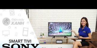 Xem Smart Tivi Sony 32 inch: nhỏ nhưng cực kỳ lợi hại (KDL-32W610F) | Điện máy XANH