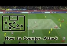 Video How to Counter Attack Effectively in Football? Football Tactical Tips