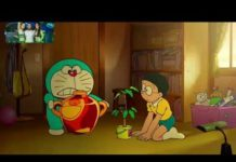 Xem NHẠC PHIM Doraemon 2018 – NHẠC TRẺ REMIX HAY NHẤT  Nobita và Thần Rừng