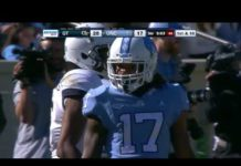 Video UNC Football: Heels' Comeback Comes Up Short Against Georgia Tech