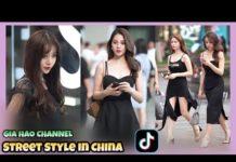 Xem TikTok Trung Quốc ❤️ Thời trang đường phố của giới trẻ Trung Quốc #5 👗 Street Style in China