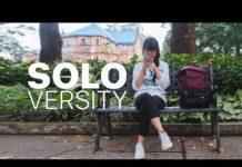 Solo Versity – Balo du lịch có ngăn dựng laptop và giày