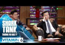Shark Tank Vitamin 6   Công Nghệ Tương Lai