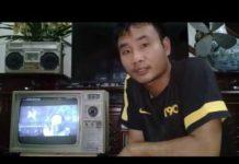 Xem Làm thế nào để xem tivi đen trắng cổ, HOW to watch vintage black and withe television 0912020220