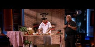 Xem Table 87 Coal Oven Pizza – Shark Tank First Pitch