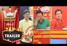 Xem Thách thức danh hài 5| Trailer tập 4: Trấn Thành Trường Giang đóng băng vì bị loạt thí sinh bóc phốt