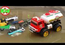 Xem Tìm kiếm các xe ô tô trong hồ nước – đồ chơi trẻ em B1080C Kid Studio