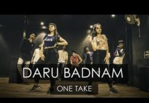 Xem DARU BADNAAM | One Take | Tejas Dhoke Choreography | DanceFit Live