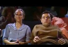 Xem Mr Bean Đi Xem Phim Với Gái |  Funny Clips | Phim Hài Mister Bean