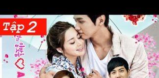 Xem Hôn Em Ngàn Lần Tập 2 HD | Phim Hàn Quốc Hay Nhất
