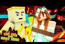 Xem CÔNG CHÚA BỊ BẮT CÓC (Minecraft Thế Giới Phim Hoạt Hình #1)