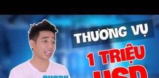 Xem Vlog #3 (Parody): Tuấn Tiền Tỉ đi Shark Tank gọi vốn cho ngành mại dâm   Tập Đặc Biệt