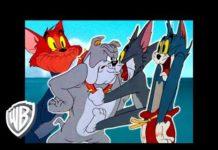 Xem Tom & Jerry | Tom's Screams! | Classic Cartoon Compilation | WB Kids