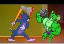 Xem Tom and Jerry 2018 | Big Mouse | Cartoon For Kids