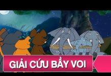 Xem Phim Hoạt Hình Hay Nhất 2018 – GIẢI CỨU BẦY VOI – Truyện Cổ Tích – Tổng hợp hoạt hình hay