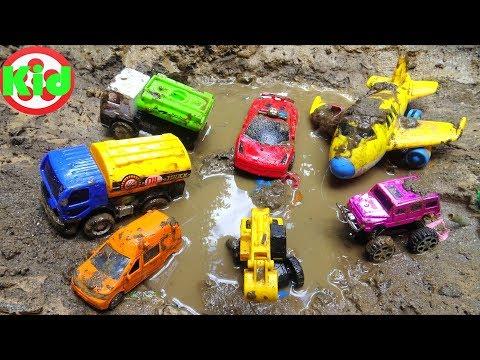 Xem Xe ô tô đồ chơi trẻ em nghịch ngợm A208V Kid Studio