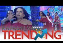Xem Candidate no. 3, ipinakita sa madlang people ang kanyang 'ritwal'!