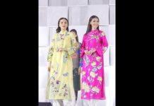 Xem Kỳ Duyên   Minh Tú 'chị chị em em' diễn thời trang