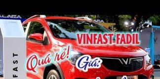 Xem Quá rẻ: 336 triệu đổng xe Vinfast FADIL là giá chính thức | Thị trường ô tô xe máy