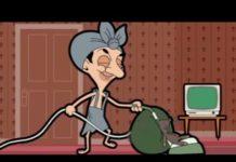 Xem Spring Clean | Full Episode | Mr. Bean Official Cartoon