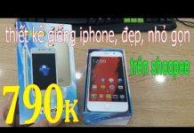 Xem Điện thoại giá rẽ dưới 1tr mua trên shopee zip 9