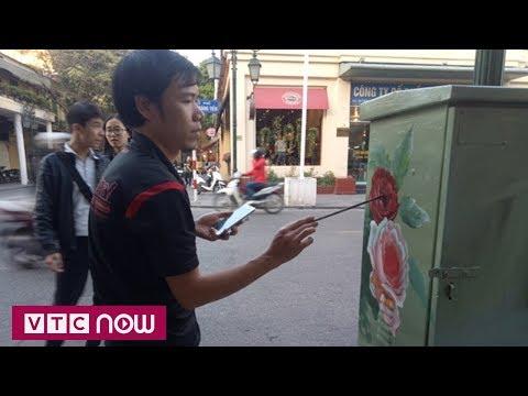 Xem Có nên tô vẽ bốt điện thoại cũ trên phố?