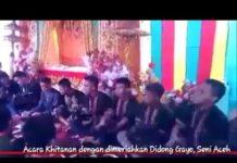 Xem Didong Gayo, Seni Aceh