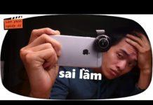 Xem 10 SAI LẦM khi quay phim bằng điện thoại ✅ Phần 4: làm phim bằng điện thoại