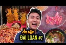 Ăn Sập Đài Loan #7:  Phố biển Đạm Thủy P1 |Du lịch ẩm thực