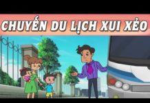 Phim Hoạt Hình Hay Nhất – CHUYẾN DU LỊCH XUI XẺO – Khoảnh Khắc Kỳ Diệu-Phim Hay Nhất-Hoạt Hình 2018
