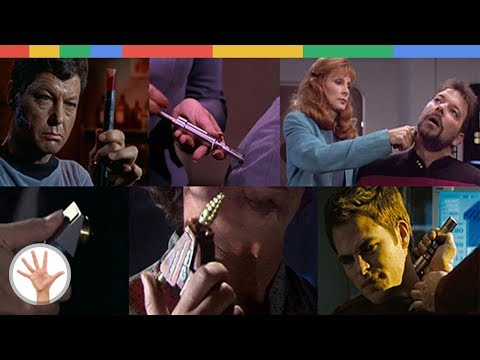 Star Trek Và Những Công Nghệ Đi Từ Phim Ảnh Ra Ngoài Đời Thật – Tốp 5 Lạ Kỳ 🔥🔥🔥