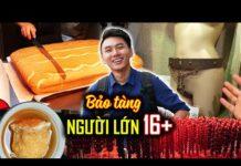 Ăn Sập Đài Loan #8: [16+] Phố biển Đạm Thủy P2 |Du lịch ẩm thực