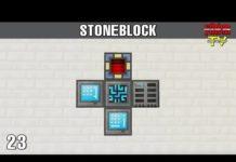 StoneBlock 23 – Công Nghệ Xuất Hiện