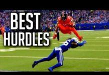 Video Best Hurdles In Football History || HD