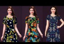 Xem Thời Trang Trung Niên Đẹp Đầm Bán Tết Đã Về – 50 mẫu mới nhất