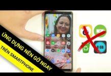 Xem 10 ứng dụng cần xóa ngay trên 1 chiếc điện thoại mới mua