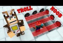 TẠI SAO NOOB BỊ CHÔN DƯỚI HẦM BÍ MẬT CÔNG NGHỆ AN NINH!! (Channy Minecraft)