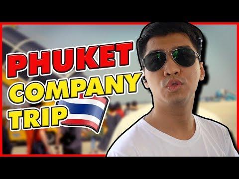 PEWPEW CÙNG CÔNG TY THUÊ CẢ CHIẾC MÁY BAY DU LỊCH TẠI PHUKET (THAILAND) ?? | Daily Vlog 60