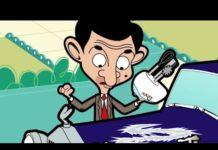 Xem Car Scratch | Funny Episodes | Mr Bean Official