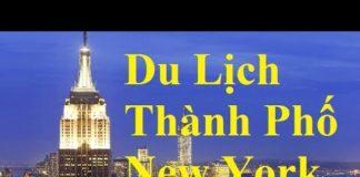 Du Lịch Thành Phố  New York – NEW