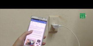 Xem Vừa sạc vừa dùng điện thoại, thanh niên Nam Định bị nổ cụt bàn tay | VTC14