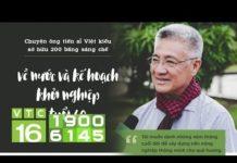 Xem Khởi nghiệp ở tuổi 60 với nông nghiệp 4.0   VTC16