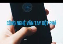 Xiaomi gây shock với công nghệ vân tay trong màn hình mới