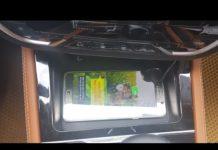 Xem Cách sạc điện thoại không dây trên xe ô tô Zotye Z3.
