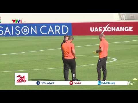Đội tuyển Jordan và công nghệ bóng đá 4.0   VTV24