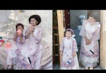 Xem Mai Phương diễn thời trang cùng Con Gái sau nhiều tháng trị Ung Thư khiến ai cũng Choáng