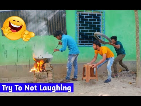 View Must Watch New Funny😂 😂Comedy Videos 2019 – Episode 30 || Funny Ki Vines ||
