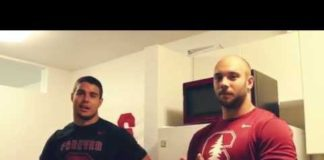 Video Stanford Football: Moving Day
