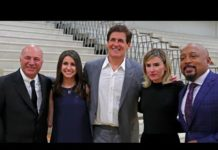 Xem 'Shark Tank' stars give Boca students tips to success